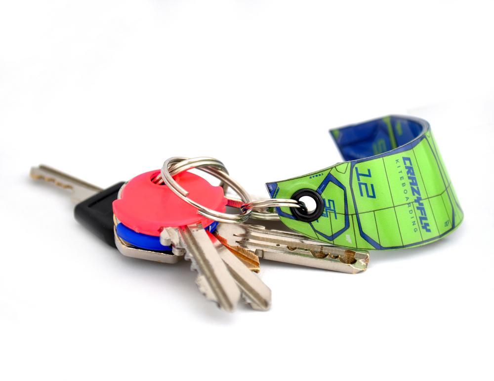 Crazyfly Sculp Key Chain